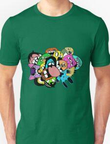 Lick Monster Colour T-Shirt