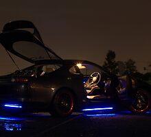 Toyota Supra by Evan Steele
