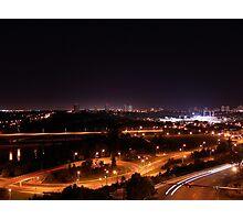 Northern Lights Edmonton Photographic Print