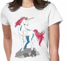 Unicorn T-Shirt Womens Fitted T-Shirt