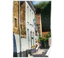 Beguinage Passage - Lier - Belgium Poster