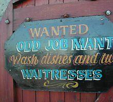 Job Offer! by Teuchter