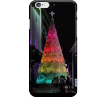 Dressed for Christmas iPhone Case/Skin