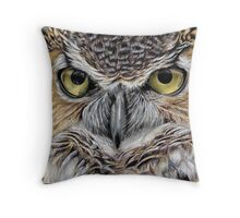 The Look-3 Throw Pillow