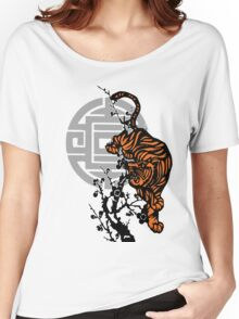 Prowling Tiger Women's Relaxed Fit T-Shirt