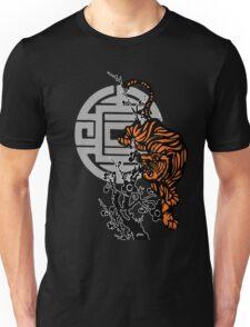Prowling Tiger Unisex T-Shirt
