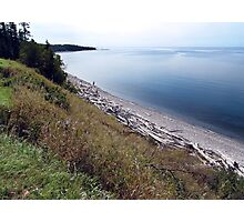 Pebble Beach,Ontario Photographic Print