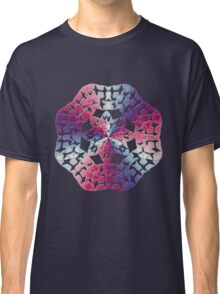 Snow Flake Rainbow Classic T-Shirt