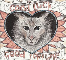 Good Luck Good Fortune by blissabhilasha