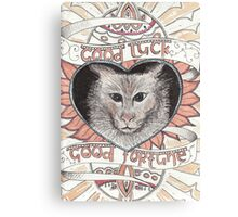Good Luck Good Fortune Canvas Print