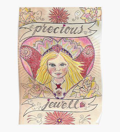 Precious Jewell Poster