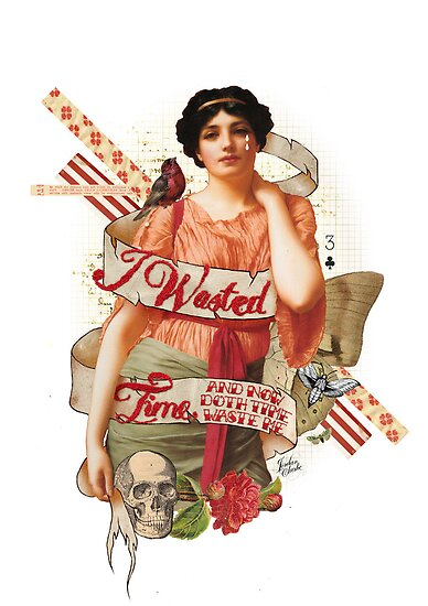Wasted Time by Jordan Clarke