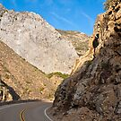 Road into King's Canyon by Nickolay Stanev