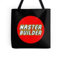 MASTER BUILDER Tote Bag