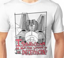 Starscream's pride Unisex T-Shirt