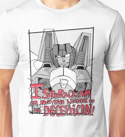 Starscream's pride Unisex T-Shirt
