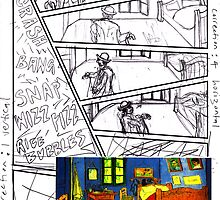 Working Sketch page 3 layout by whoisthebsm