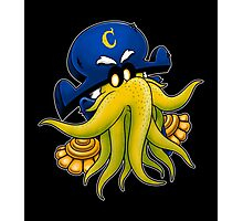 Captain Cthulhu Photographic Print