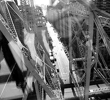 Street Through Bridge by MPICS