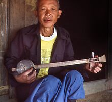 Tribal Elder, Thailand by randmphotos