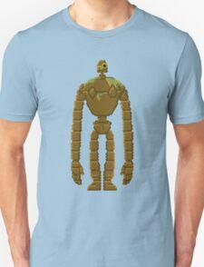 Trixel Laputa Robot T-Shirt