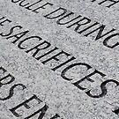 Sacrifices, Washington, D.C. by Giovanni Vincenti