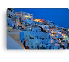 Thira Canvas Print