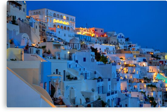 Thira by Paul Thompson Photography
