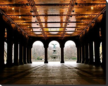 Bethesda Fountain Center by MPICS