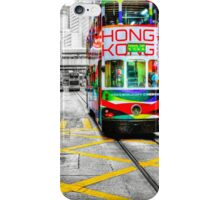 Hong Kong Tram iPhone Case/Skin
