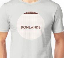DONLANDS Subway Station Unisex T-Shirt