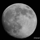 The Moon by JackWilby