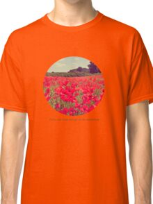 Pack your bag and go on an adventure! Classic T-Shirt