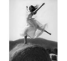 Martha Descending Photographic Print