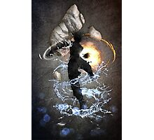 Get Bent :: The Avatar Photographic Print