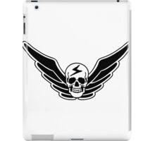 Street Fighter Shadaloo Shadowlaw Gaming Martial Arts Game  iPad Case/Skin