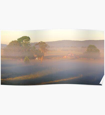 Hidden Valley. Poster