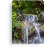 "Mountain Spring  (2009)   - 18""x24"" max print size Canvas Print"