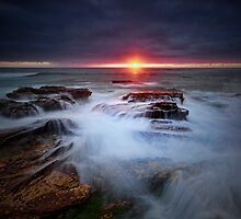 Cascading Sunrise by Jason Pang, FAPS FADPA