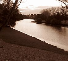Cooks River by bekkykeong