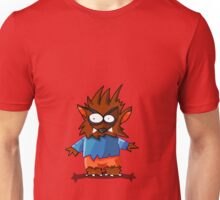 Werewolf (no text) Unisex T-Shirt