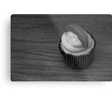Cupcake Metal Print