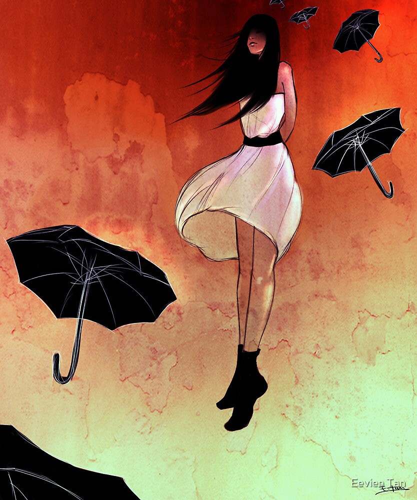 rain maker by Eevien Tan