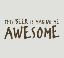 Beer Awesome Funny TShirt Epic T-shirt Humor Tees Cool Tee by maikel38