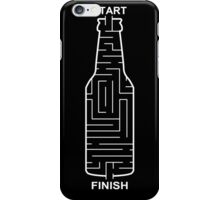 Beer Maze Funny TShirt Epic T-shirt Humor Tees Cool Tee iPhone Case/Skin