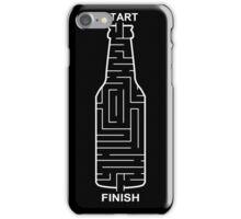 Beer Maze Funny TShirt Epic T-shirt Humor Tees Cool Tee iPhone Case/Skin
