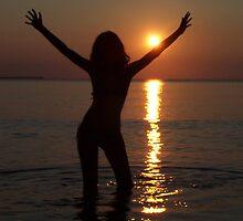 Sunrise! by yellowAlien
