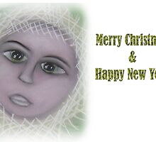 Merry Christmas & Happy New Year by Sarah Russell