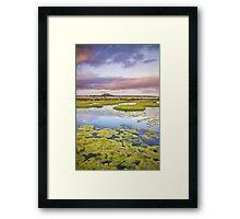 Ralphs Bay, South-East Coast Tasmania Framed Print