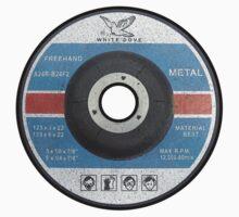 Metal Grinder by matteroftaste